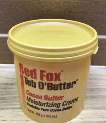 RED FOX COCOA BUTTER MOISTURISING CREME - 298g